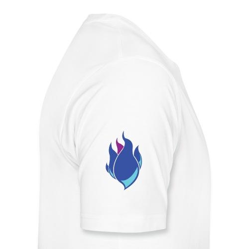 T4est png - Herre premium T-shirt
