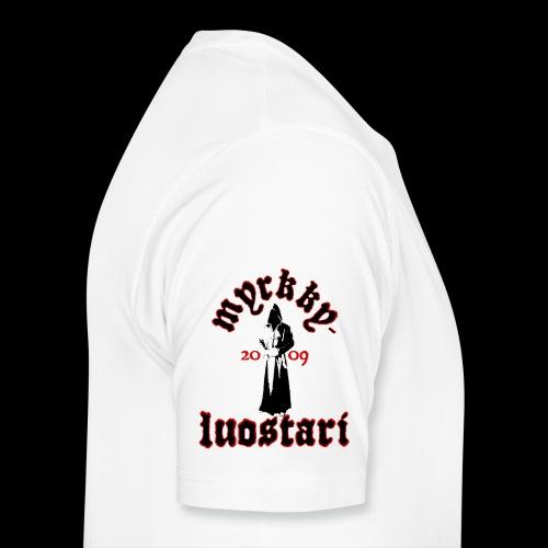 myrkkyluostari - Miesten premium t-paita