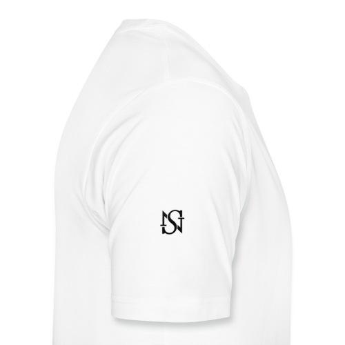 SN SessantaNove logo braccio - Maglietta Premium da uomo