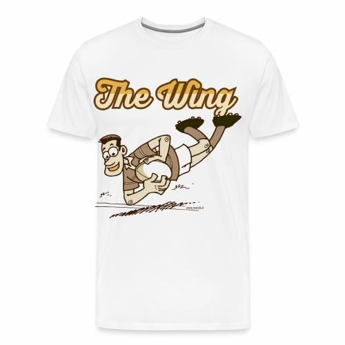 Wing_Marplo_mug - Maglietta Premium da uomo