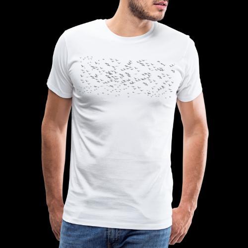roi bleu - T-shirt Premium Homme