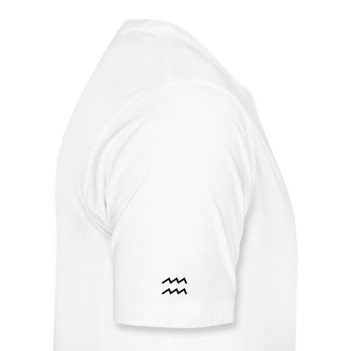 aquarius 36387 960 720 png - Men's Premium T-Shirt