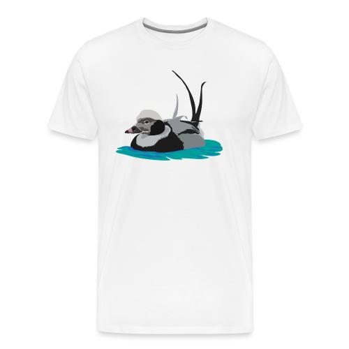 Eisente - Männer Premium T-Shirt