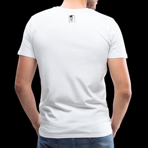 LOGO SKULL N 2 - T-shirt Premium Homme