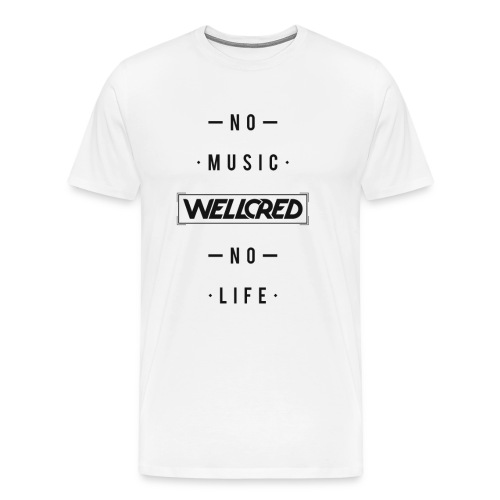WELLCRED T-SHIRT - Men's Premium T-Shirt
