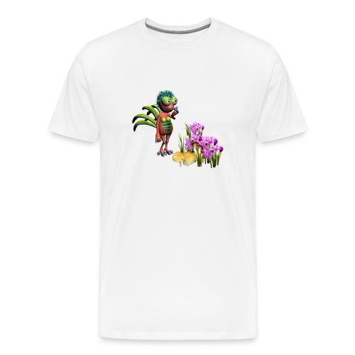 indigo women wirbeli - Männer Premium T-Shirt