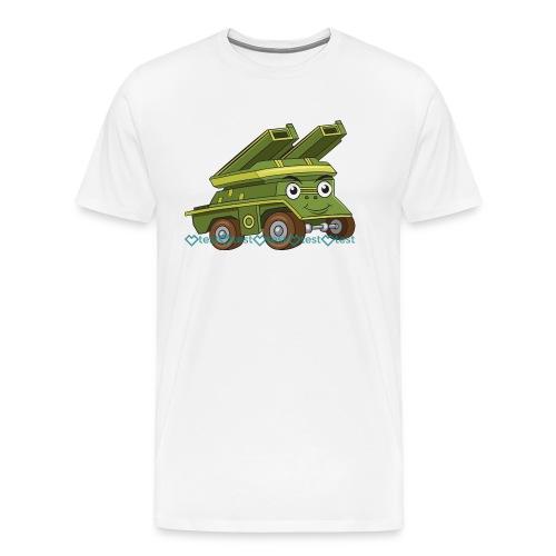 test design sprd 3 1 - T-shirt Premium Homme