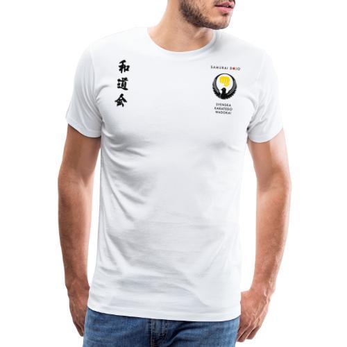 KKSD 3sides white - Premium-T-shirt herr
