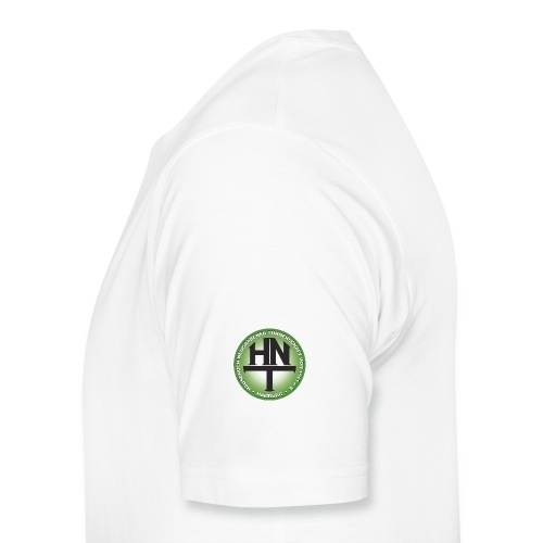 HNT Logo cmyk 300dpi jpg - Männer Premium T-Shirt
