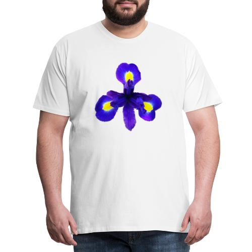 TIAN GREEN Garten - Iris 2020 01 - Männer Premium T-Shirt