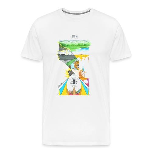 KARIBUNI - Men's Premium T-Shirt