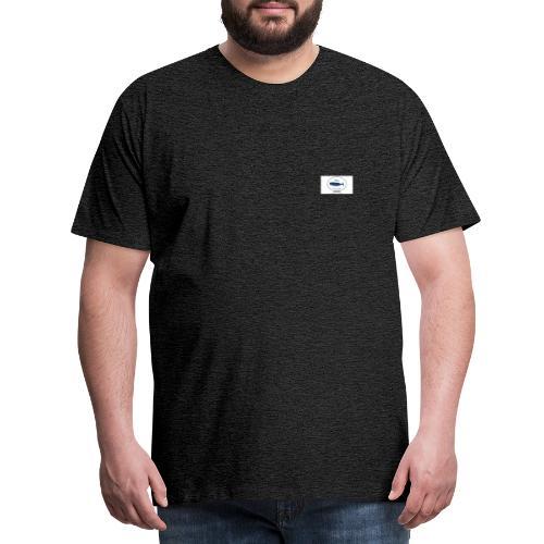 peter cafe sport porto 3 - Männer Premium T-Shirt