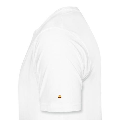Logo Burger Panhamburger - T-shirt Premium Homme