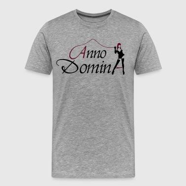 Anno Domina - Camiseta premium hombre