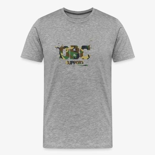OBCSPP Camou - Männer Premium T-Shirt