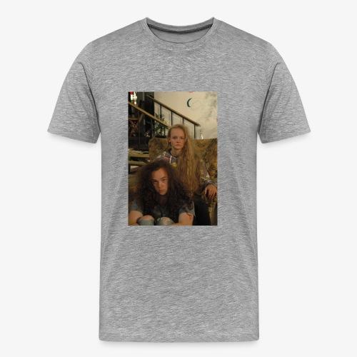 hair - Mannen Premium T-shirt
