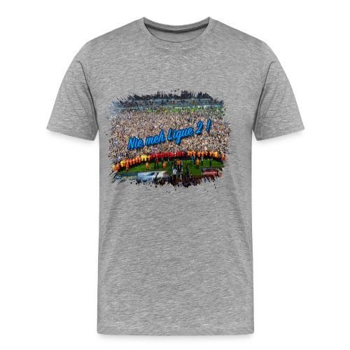 Nie meh Ligue 2 ! - T-shirt Premium Homme