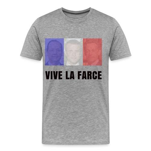 vive la farce 1 - T-shirt Premium Homme
