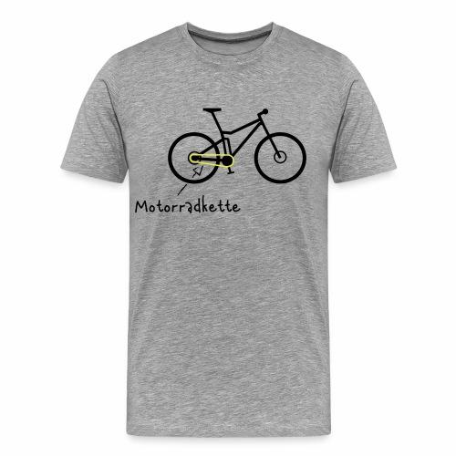 Mountainbike - Men's Premium T-Shirt