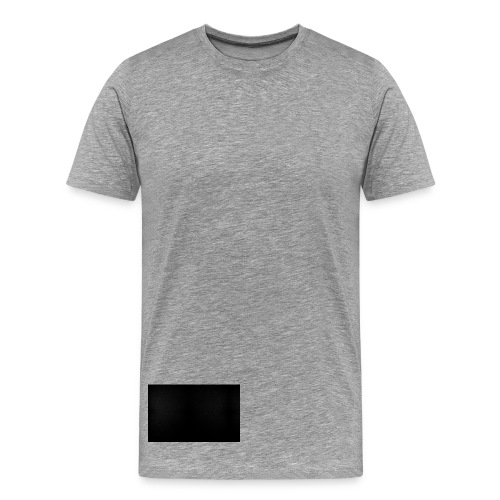 Fond Noir - T-shirt Premium Homme