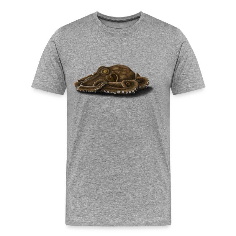 Oktopus - Männer Premium T-Shirt
