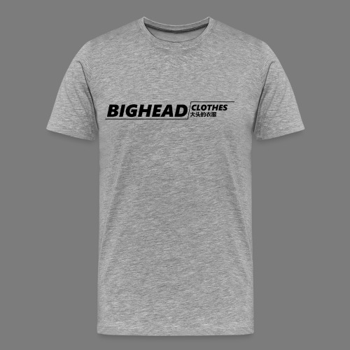 BigHead Clothes Street Collection - T-shirt Premium Homme