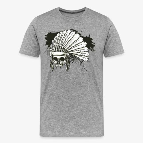 mens dark shirts - T-shirt Premium Homme