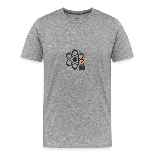 science-icon-18_yt - Men's Premium T-Shirt