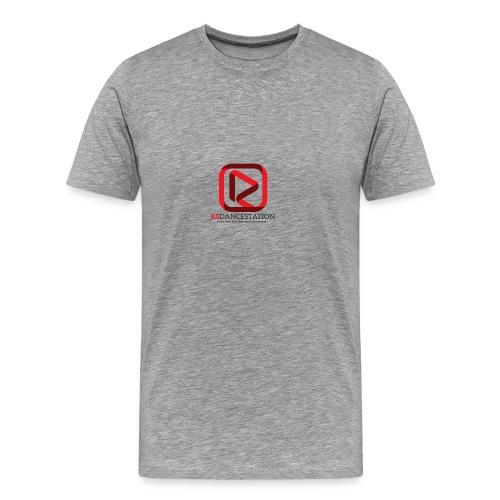 Sender Logo - Männer Premium T-Shirt