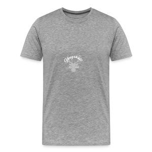 Skogshult - Premium-T-shirt herr