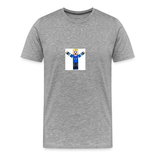Ozzians_skin_bild - Premium-T-shirt herr