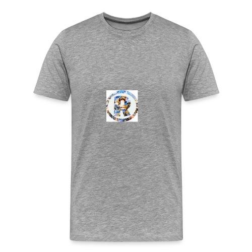 RazeDT design - Miesten premium t-paita