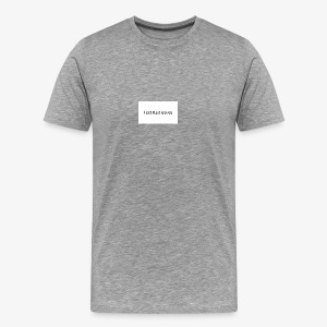 igottrustissues - Herre premium T-shirt