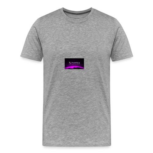 ZS Cutting Bild - Männer Premium T-Shirt