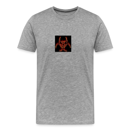 HAZARD MERCH - Men's Premium T-Shirt