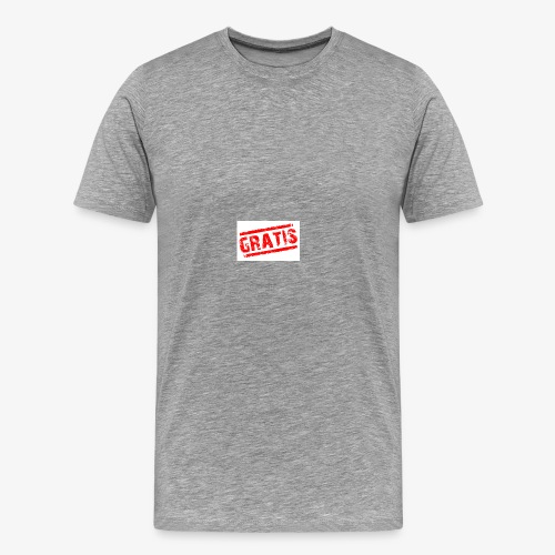 verkopenmetgratis - Mannen Premium T-shirt