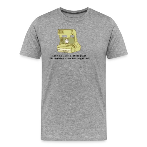 Photographic Lives - Men's Premium T-Shirt