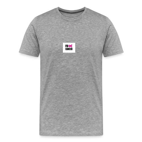 Fuck Cancer. - Männer Premium T-Shirt