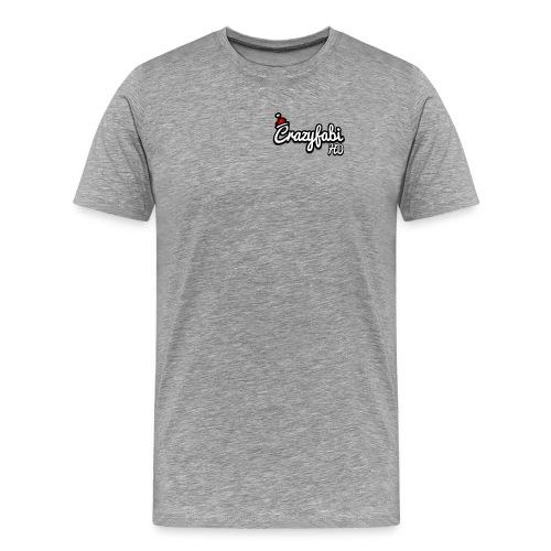 CrazyfabiHD Merche - Männer Premium T-Shirt