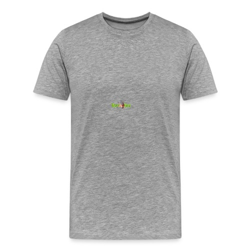 TheTrippyHippyFinalLogo CompressedResized - Men's Premium T-Shirt