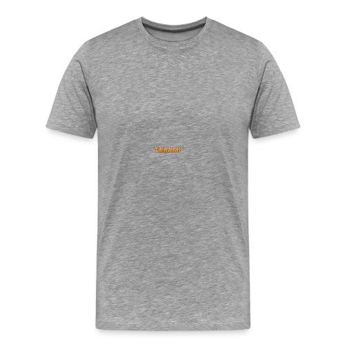 Only2feet's Taaaak - Men's Premium T-Shirt