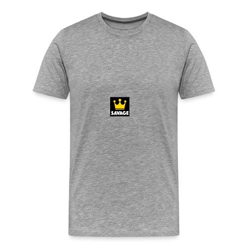 Savage only - Men's Premium T-Shirt