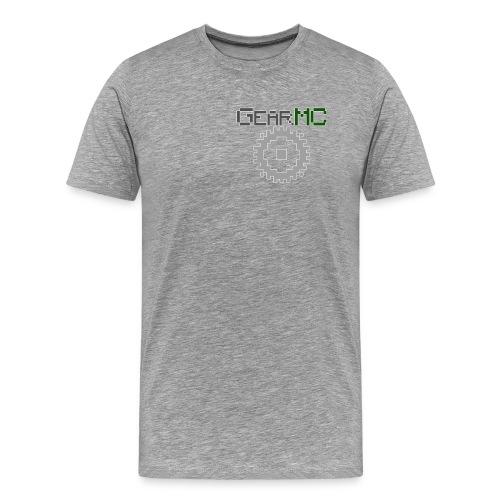 GearMC - Maglietta Premium da uomo