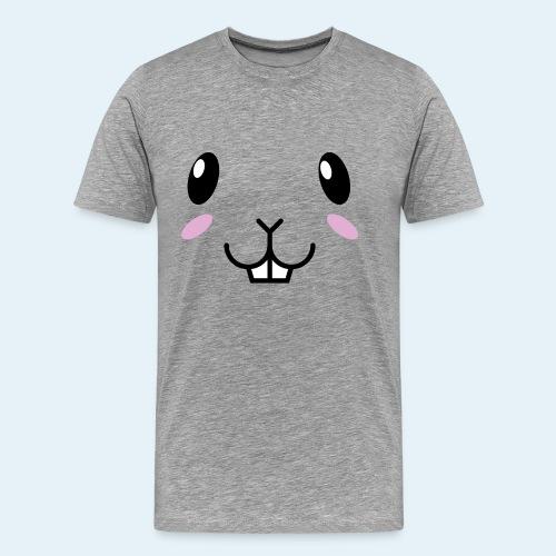 Conejo bebé (Cachorros) - Camiseta premium hombre