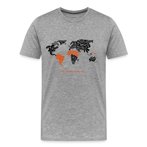 Ontwerp van Leonie Haas Illustratie en Ontwerp - Mannen Premium T-shirt