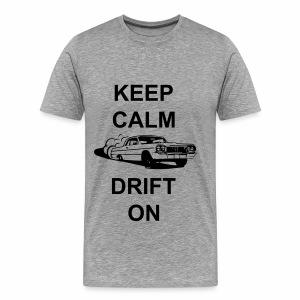 Impala Drift - Premium T-skjorte for menn