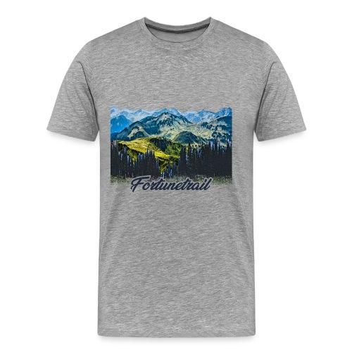 Weitsicht - Männer Premium T-Shirt