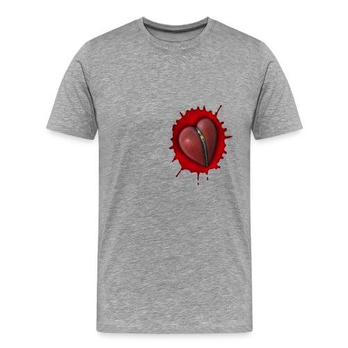 Pastel Heart - Men's Premium T-Shirt