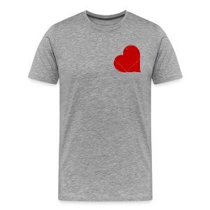 miłość - Koszulka męska Premium