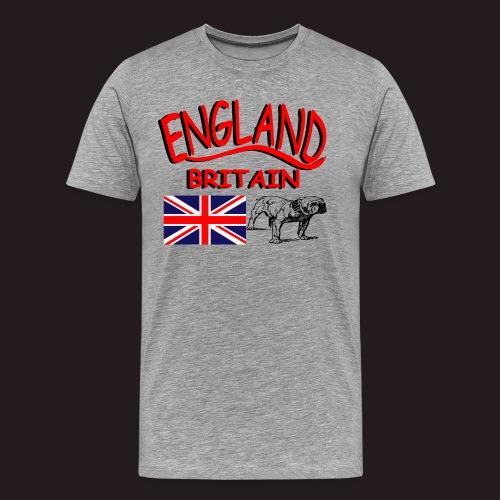 England - Männer Premium T-Shirt
